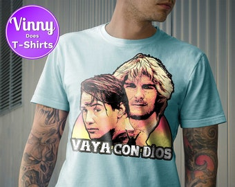 Unisex Retro Point Break Shirt / 90s Movie Poster / Keanu Reeves / Patrick Swayze / Geek Gifts For Men