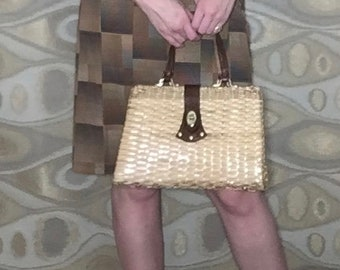 wickedly wicker purse