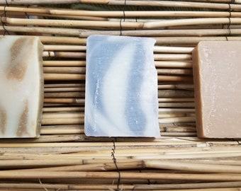Man-Pack Special - Cowboy Soap - Bachelor Soap - Honey Porter Soap