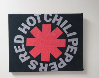 Red Hot Chili Peppers wall art