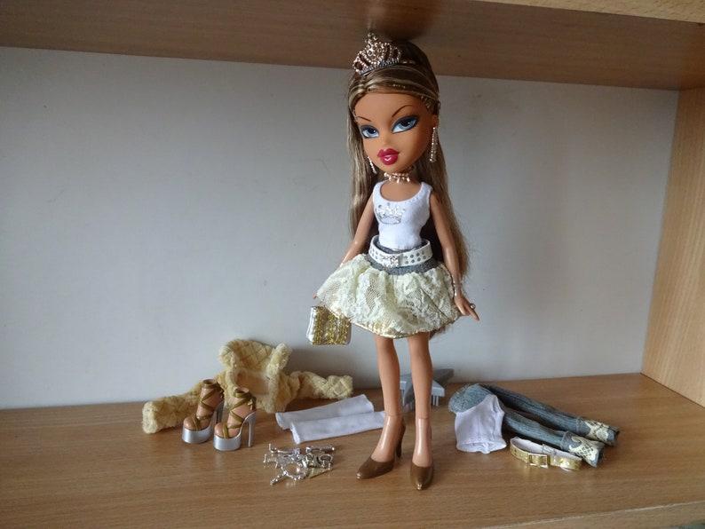 54ecd5bd19b44e Bratz Princess Fiana doll bratz doll bratz clothes fiana