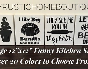 more colors kitchen decor funny kitchen signs - Funny Kitchen Signs