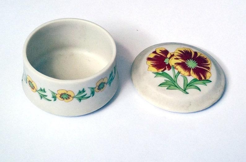 Beautiful Vintage Delft Holland USA Hand Painted  Folk Art Glazed FlowerPot Signed DVK T35 TN