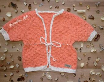 Sweatshirt for girl, 2-4у о