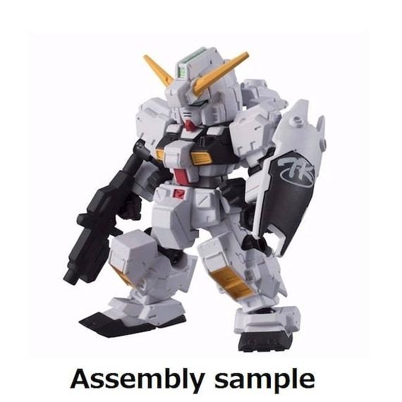 Mobile Suit Gundam Ensemble 03 MS Weapon Set Model Kit