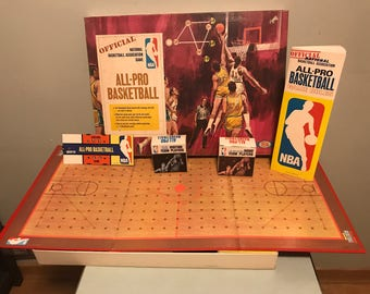 All-Pro Basketball by IDEAL 1969