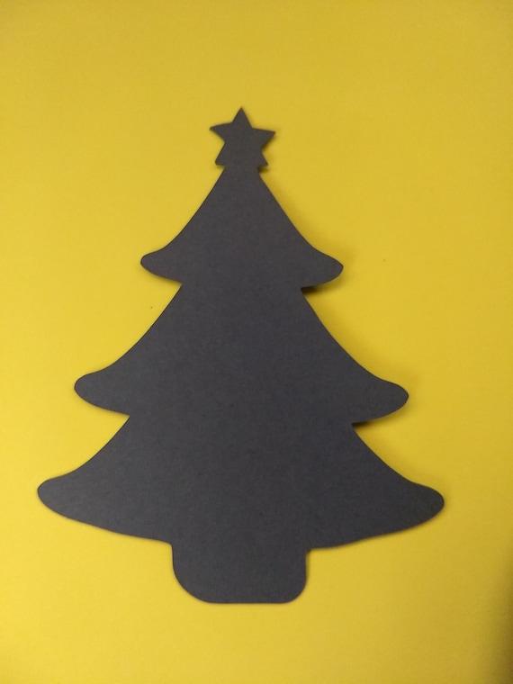 Christmas Tree Cutout.Christmas Tree Cutout