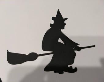 Witch Cutout