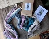 Macrame Plant Hanger Kit Make Your Own Plant Hanger Choose your own colour