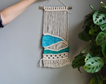 arktis die kleine wooly wandhangings macraweave macrame boho decor boho home decor wall decor