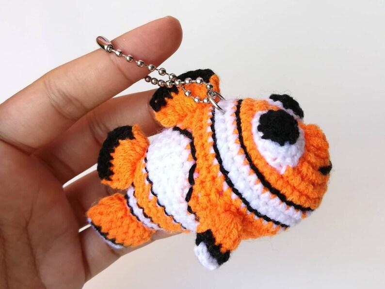 CLOWN FISH PDF Crochet Pattern-Nemo!!. | Bichitos Amigurumi ... | 596x794