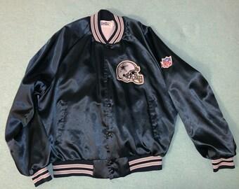 low cost 0139f c2c3b Cowboy starter jacket   Etsy