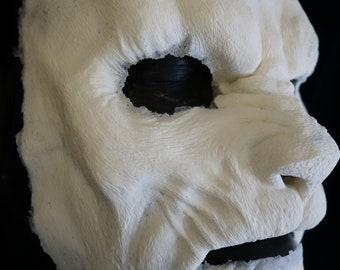 Foam latex prosthetic. Werewolf
