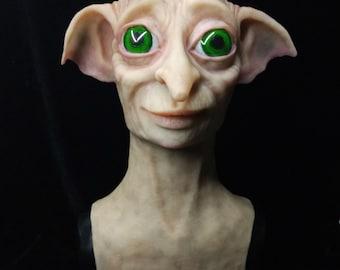 Dobby. Silicone mask.