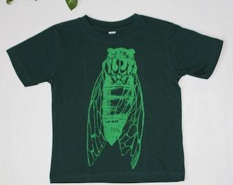 Kids Cicada bug shirt