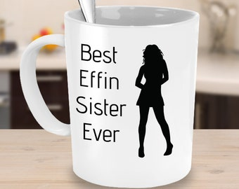 Girlfriends Sister Gift Best Fucking Sister Ever For Friends 100/% Soy Unique Gift Idea Moms