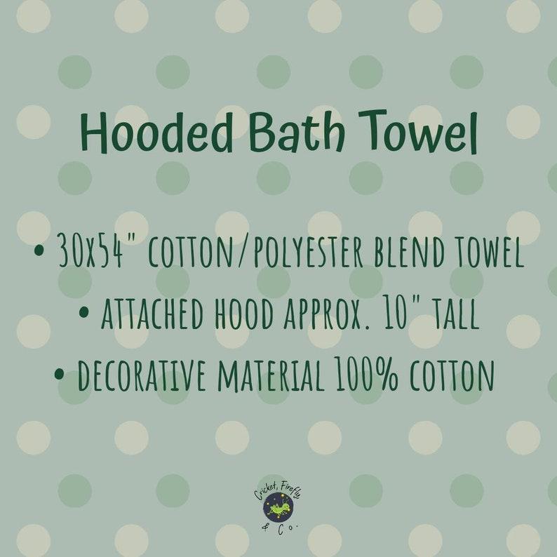 Whale Towel Gender Neutral Baby Shower Gift Hooded Bath Towel