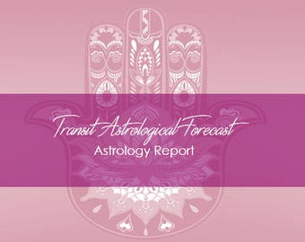 Transit Astrological Forecast
