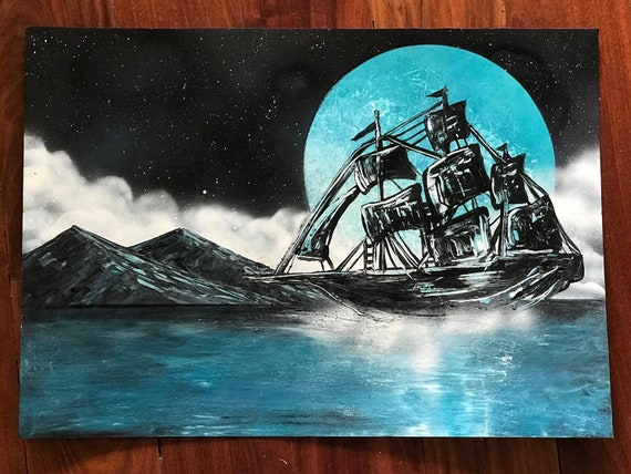 Best Way To Ship Spray Paint Art
