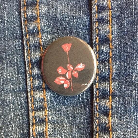 Macarons 25 Depeche Pin Badge 1 Contrevenant – Mode Rétro PkluOZTXiw