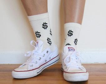 Personalize Money Socks