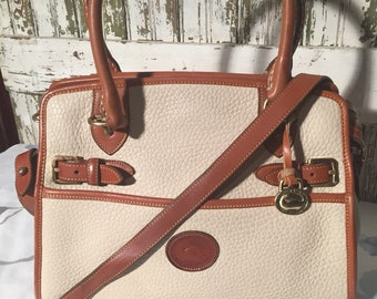Vintage Classic Dooney and Bourke Handbag