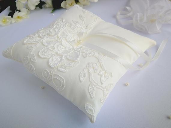 Wedding Ring Pillow Ring Bearer Pillow Wedding Pillow Wedding Ring Pillow Ring Bearer Lace Ring Pillow Classic wedding Wedding rings