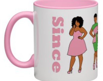 eef48e3bd4 AKA - Alpha Kappa Alpha Inspired Coffee Mug