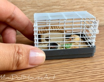 Christmas Tree Bin Cage.Hamster Cage Etsy