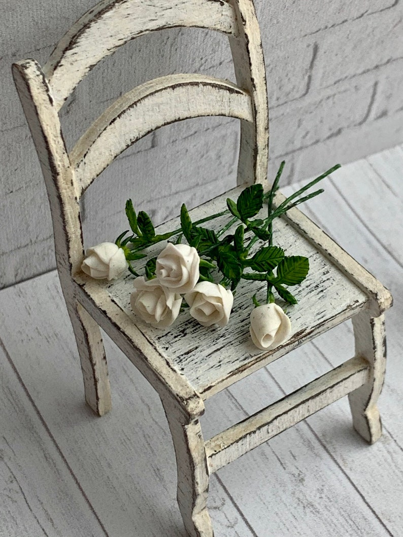 Bouquet Of Roses.Miniature for dolls doll house.
