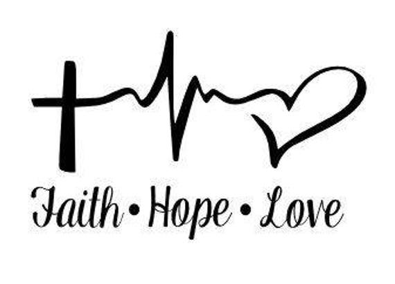 Image result for faith, hope, love