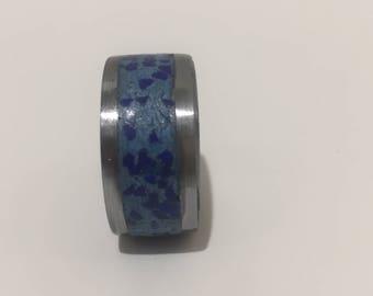 Lapis Lazuli Glow Ring