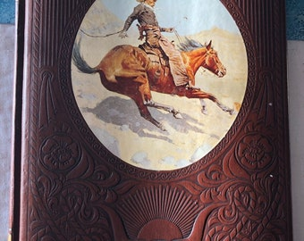 Time Life Books The Old West The Cowboys 1970s Lot 1