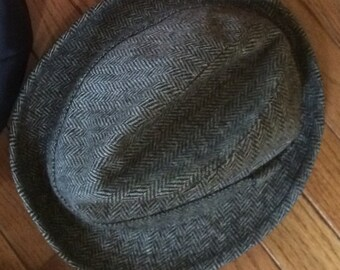 Lock & Co. Made in England Brooks Brothers 1956 Fedora