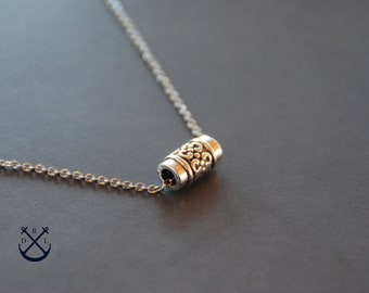 collier homme etsy