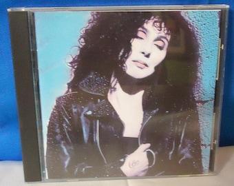 "052318 12 Used Cher ""Cher"" CD Geffen 924164-2"