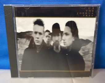 "042618 08 Used U2 ""The Joshua Tree"" CD Island Records I2 42298"