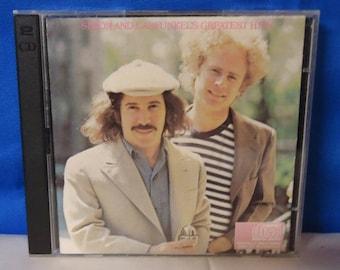 "042618 09 Used Simon and Garfunkel's ""Greatest Hits"" CD Columbia CK 31350"