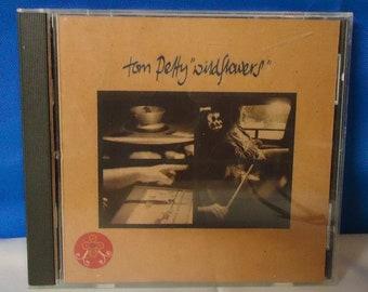 """050118 05 Used Tom Petty """"Wildflowers"""" CD Warner Bros 9 45759-2"""