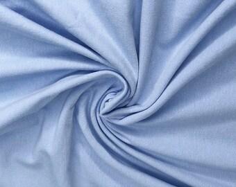 Cotton Jersey Oeko-Tex Jersey Meterware,HellmintJersey Uni Color Jersey
