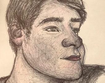 Custom Illustrative Portraits