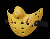 Friday The 13th Jason Voorhees Mask Part 8 Jason Takes Manhattan , Half Hockey Protective washable antifluid mask Covid19