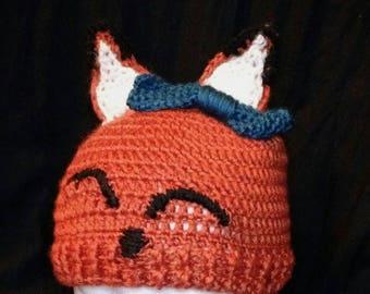 Foxy Beanie