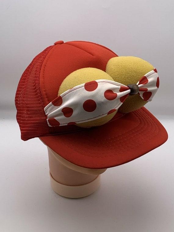 Vintage Bikini Cap Snapback Trucker Hat Mesh AmaPr