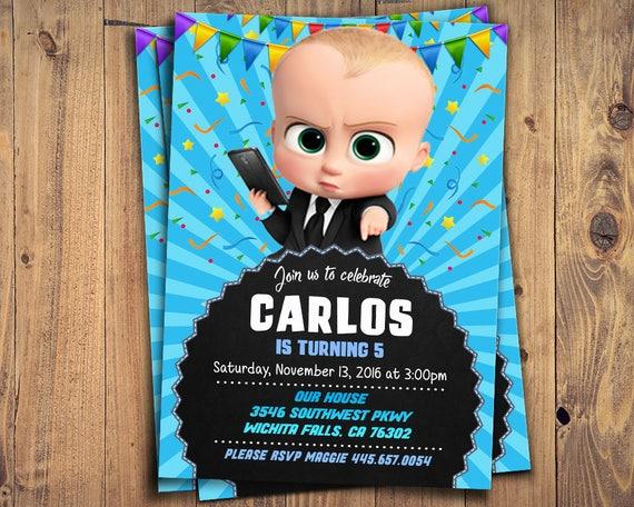 Druckbare Chef Baby laden Chef Baby Chef Baby Einladung Chef