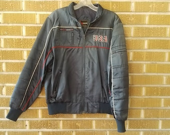 70s USA in crowd jacket