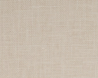 36 ct Cappuccino Weeks Dye Works Hand-Dyed Endiburgh Linen Cross Stitch Fabric