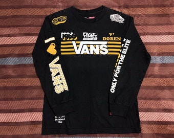 b87521fba5 Vans factory team BMX shirt rare