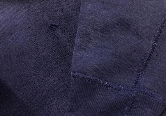50s 60s VH half zip sweatshirt faded sweatshirt - image 6
