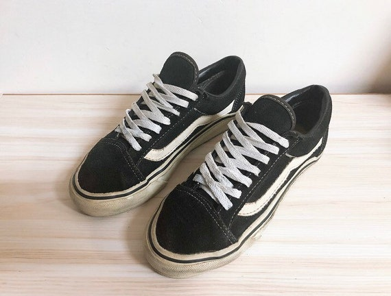 90s Vintage Vans shoes style36 made in usa